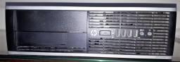 Título do anúncio: Cpu - Hp Compaq Elite 8300 - Core I5 3470 - 2 Gb Ram