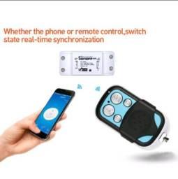 Título do anúncio: Controle remoto universal