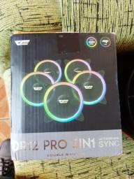 Kit cooler Darkflash DR12 Pro 5 fan