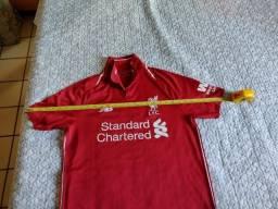 """Camisa Liverpool Original Tamanho """"P"""""""