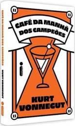 Livro - CAFÉ DA MANHÃ DOS CAMPEÕES