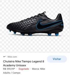 Título do anúncio: Nike tiempo zera!!!