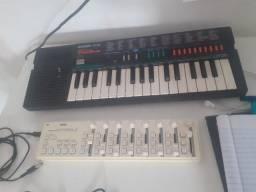 Korg nano kontrol + teclado casio