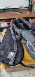 Raqueteira dupla, térmica marca Mercedes