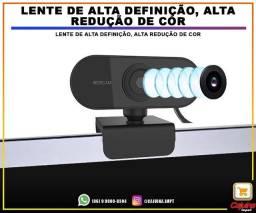 Título do anúncio: Webcam 1080p Full Hd Câmera Computador com Microfone M21sd9sd21