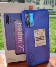 Título do anúncio: Xiaomi Redmi 9T 128gb/6 ?