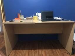 Título do anúncio: Mesa de escritorio Amêndoa