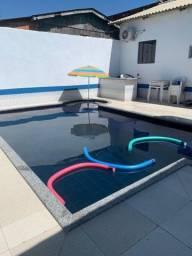 Título do anúncio: Alugo casa com piscina
