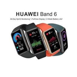 Huawei band 6 ( concorrente da mi Band 6)