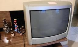 """TV Semp 21"""" Polegadas em Ótimo Estado com Controle Remoto"""