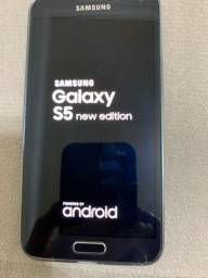 Título do anúncio: Samsung Galaxy S5 New Edition