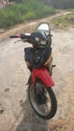 Vendo ou troco moto maior
