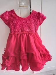 Título do anúncio: Vestido infantil M