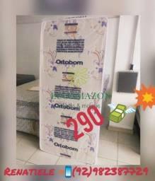 Título do anúncio: Colchão Solteiro D20 // Entrega imediata