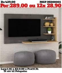 Título do anúncio: Painel de televisão até 42 Polegada- Painel de TV- Sala de Estar- Saldão 40% Ponta Grossa