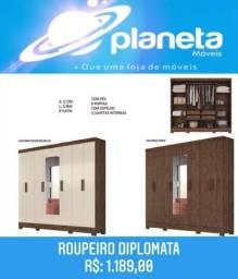 Título do anúncio: ROUPEIRO DIPLOMATA PROMO // CACHORROS CACHORRO