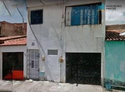 Casa com 1 dormitório para alugar, 45 m² por R$ 429,00/mês - Barra do Ceará - Fortaleza/CE