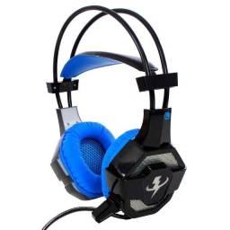 Título do anúncio: Headset Gamer 2 x P2 + Usb Com Led