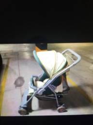 Carro carrinho de bebê