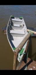 Vendo barco de alumínio com motor