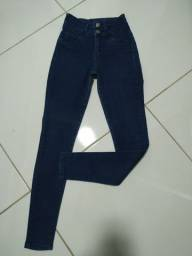 2 calças jeans tam 36
