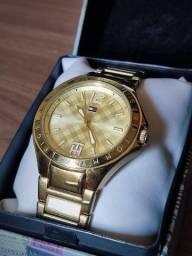 Título do anúncio: Relógio Feminino Tommy Hilfiger Original- Em ótimo estado!