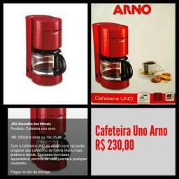 Cafeteira Uno Arno/ Frete Grátis para maioria dos bairros