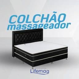 Colchão magnético massageador desconto especial