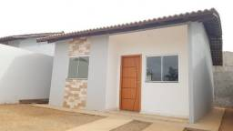 Vendo - Casa nova no Jardim Glória loteamento Vila Arthur em Várzea Grande - MT