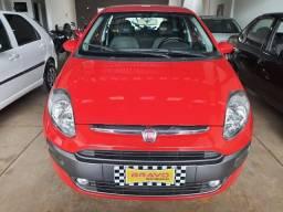 Fiat Punto Essence 1.6 Vermelho