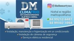 Título do anúncio: Emprego auxiliar de climatização e Elétrica