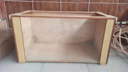 Título do anúncio: Terrario hamster