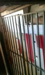Grade conjugada com portão(Leia o anuncio)