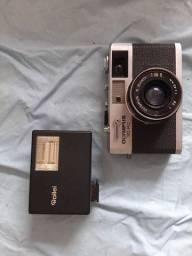 Máquina fotográfica Olímpico