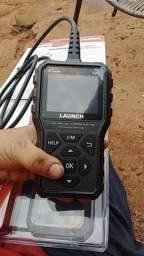 Ferramenta diagnóstico automotivo - scanner OBDII profissional