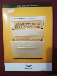 Título do anúncio: Arquivologia para concursos