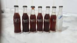 Título do anúncio: Mini garrafa de coco cola