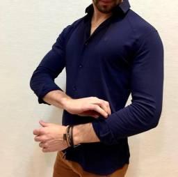 Camisa manga longa muito TOP
