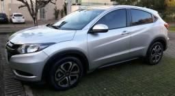 Honda Hrv 1.8 Automático Único Dono Baixo Km Aceita Troca - 2016