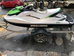 Jet Ski GTI 130 Sea Doo 2013 + Carreta 2013 - 2013