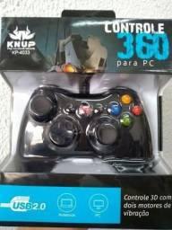Controle PC modelo Xbox Rui top