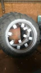 Vendo rodas de passar veneno