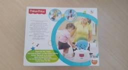 Troninho Toilette Fisher-Price Descarga Divertida