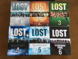Lost - Saga completa em DVD