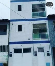 Casa com 3 andares, com 175 m2, 8 quartos. No bairro serrinha, Fortaleza - CE