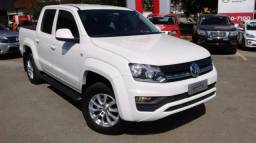 VOLKSWAGEN AMAROK CD TRENDLINE 4MOTION 2.0 BI-TDI AT Branco 2017/2018 - 2017