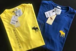 Camisetas abercrombie importadas atacado 13 comprar usado  Recife