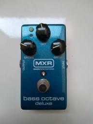 Pedal Mxr Bass Octave Deuxe - Oitavador comprar usado  Belo Horizonte