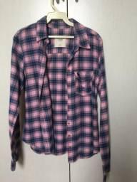 Camisa Abercrombie & Fitch comprar usado  Osasco