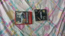 Dois jogos de PS3 50